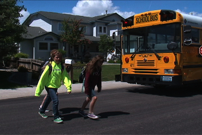 Driver's Guide to School Bus Crossing