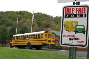 How to Reduce Idling on the School Bus