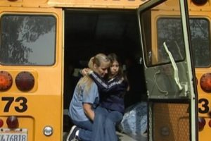 bus evacuation for special ed bus drivers