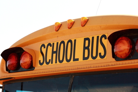 Exceptions for use of school bus stop lights