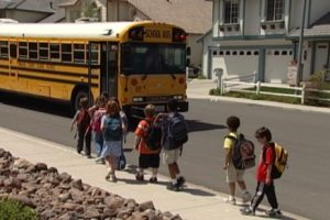 school bus safety for students