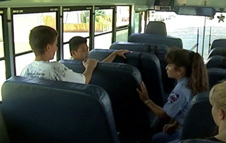 Intervention Strategies for School Bus Drivers