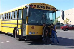 Loading Zones: A split second around your bus