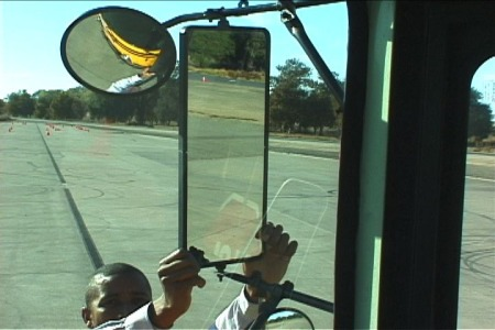 Mirror Usage and Blind Spots