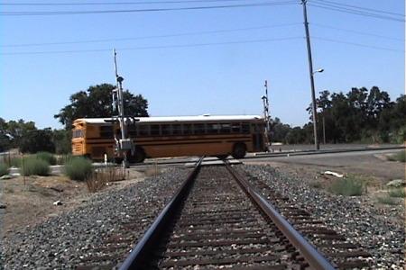 Safe Railroad Crossing Procedures