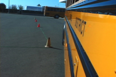 Safe Turning Procedures for School Bus Drivers