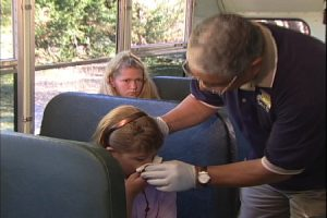 first aid training for school bus driver