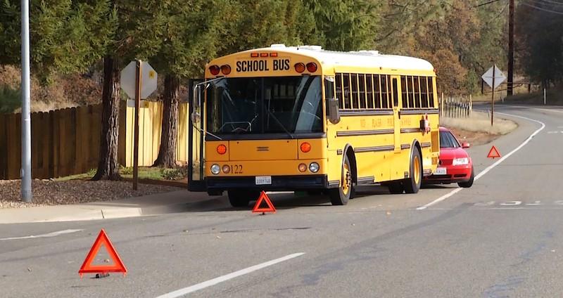 Post Accident Procedures for School Bus Drivers