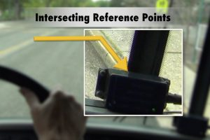 Reference Point Training for School Bus Drivers