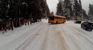 Driving in Inclement Weather: Snow and Ice