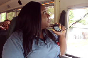 Conflict Intervention for School Bus Drivers